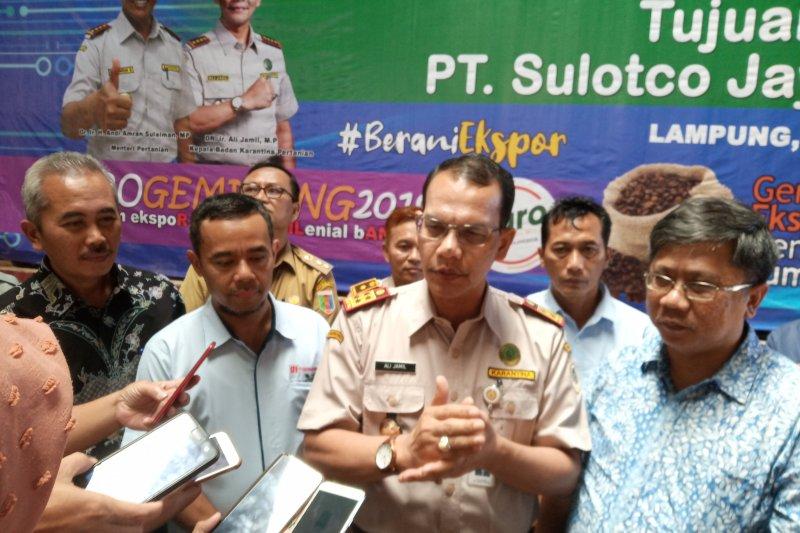Kelapa parut asal Lampung tembus pasar Jerman