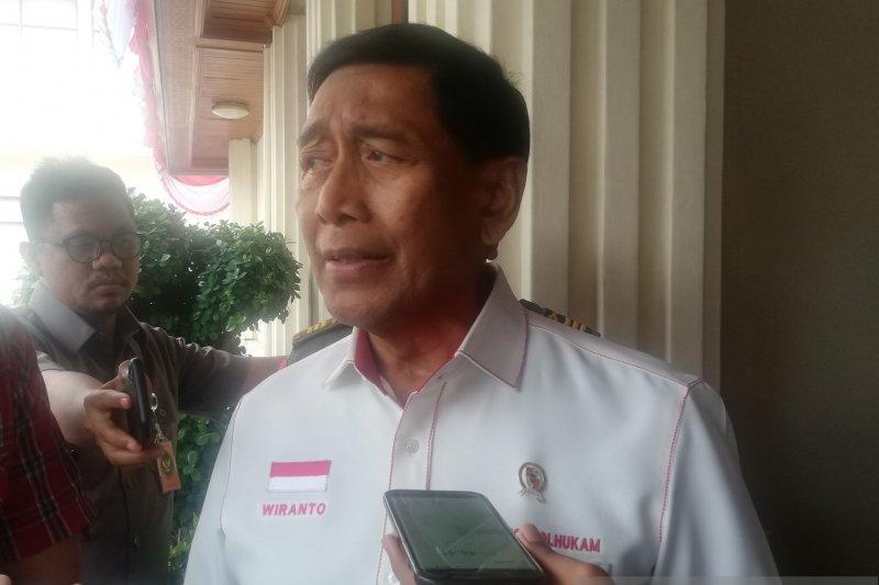 Wiranto apresiasi rencana HPN 2020 di Papua