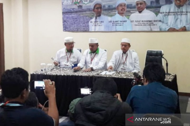 Panitia Ijtima Ulama IV sengaja tak undang partai koalisi Prabowo