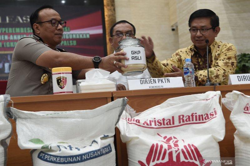 Kasus penyalahgunaan distributi gula rafinasi