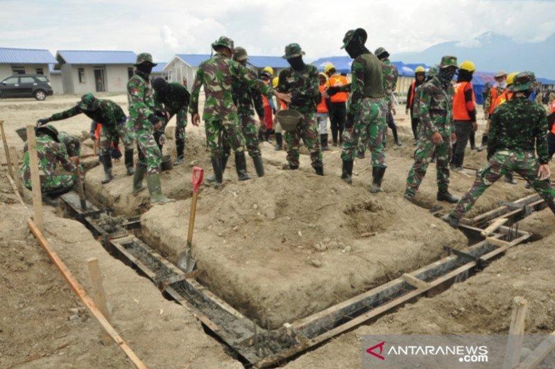 Kemen PUPR : belum terima data konkret jumlah huntap di Palu dan Sigi