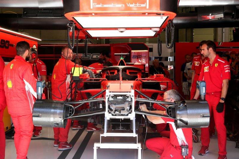 Sebastian Vettel: Ferrari harus berbenah usai loyo di Hungaria