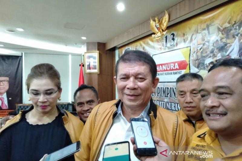 Hanura ajukan 40 nama calon menteri