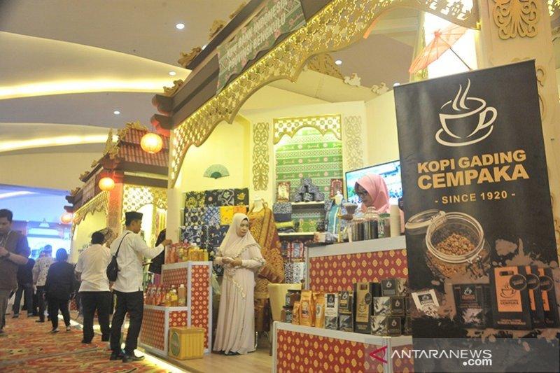 Transaksi Festival Ekonomi Syariah Sumatera tembus Rp2,1 triliun