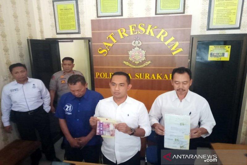Dijanjikan jadi pegawai PDAM, korban ditipu Rp95 juta