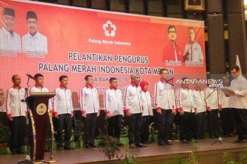 PMI Medan surplus ribuan kantong darah setiap bulan