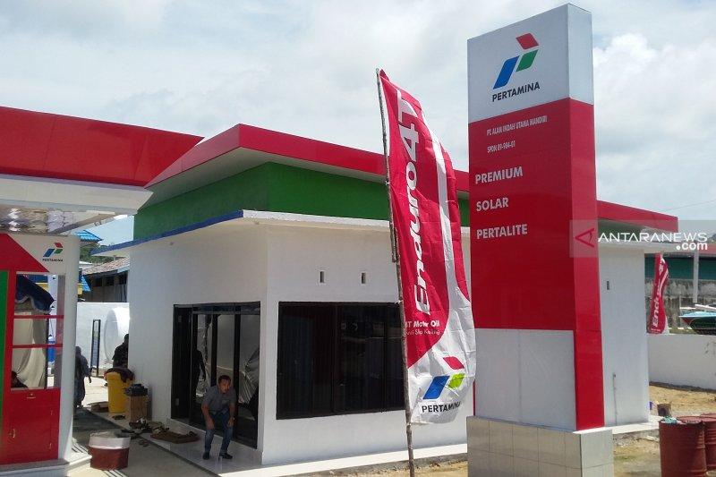 Konsumsi Pertamax di Papua Barat meningkat signifikan