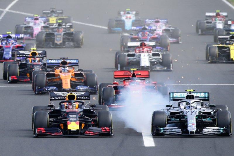 F1 kemungkinan gelar balapan di Arab Saudi