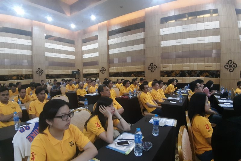 Ratusan peserta ikuti sertifikasi profesi barista