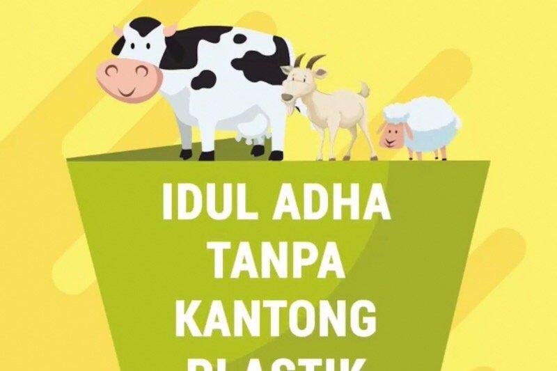 DLH Yogyakarta mengkampanyekan penggunaan besek untuk daging kurban