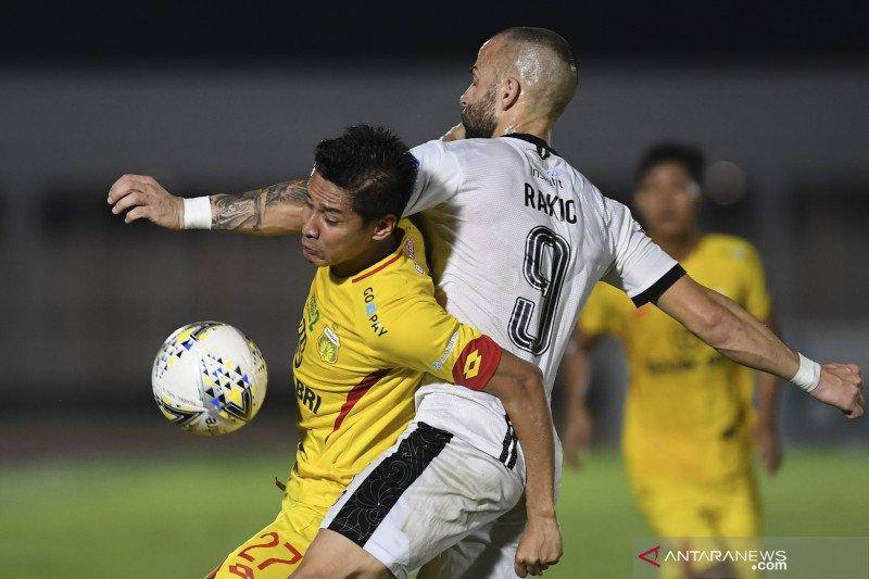 Pelatih Bhayangkara: Indra Kahfi bisa tampil lawan Persib Bandung