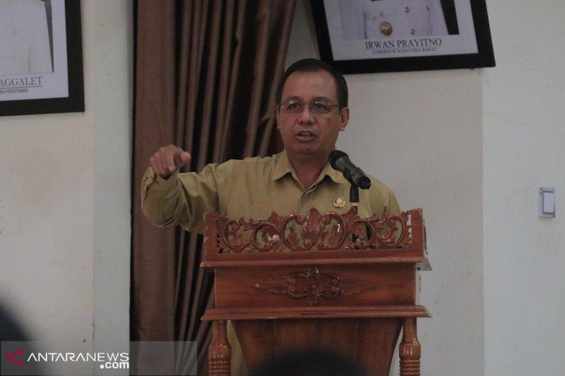 Belanja daerah Pemkab Mentawai naik Rp6,6 miliar di APBD-P