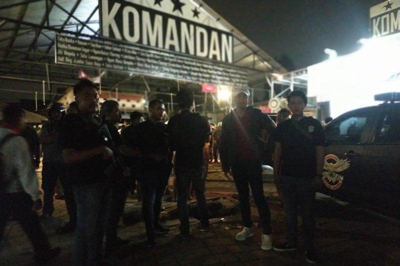 Polisi dalami motif penyerangan lokasi nobar PSM vs Persija