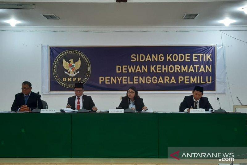KPU Inhu disidang karena salah tulis alamat Caleg