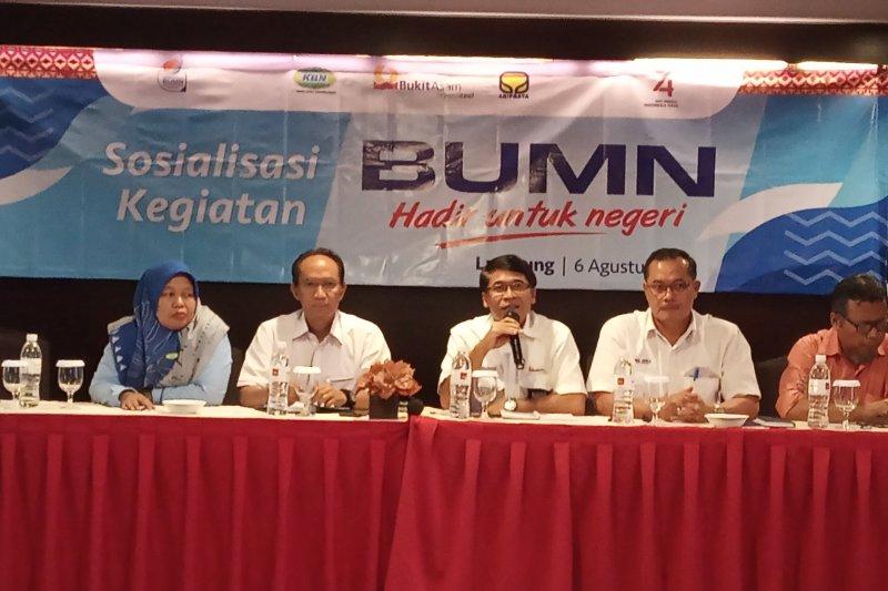 23 pelajar  di Lampung ikuti program Siswa Mengenal Nusantara