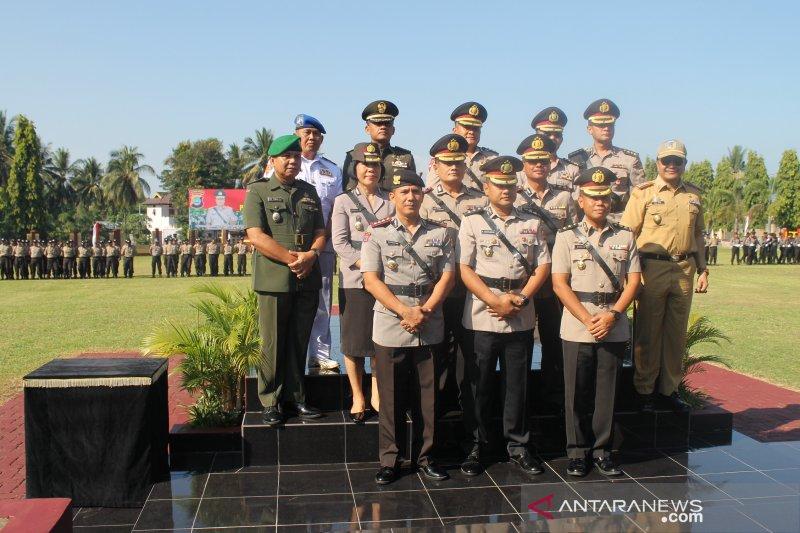 185 Caba Polda Sulteng mulai ikut pendidikan di SPN Labuhan Panimba