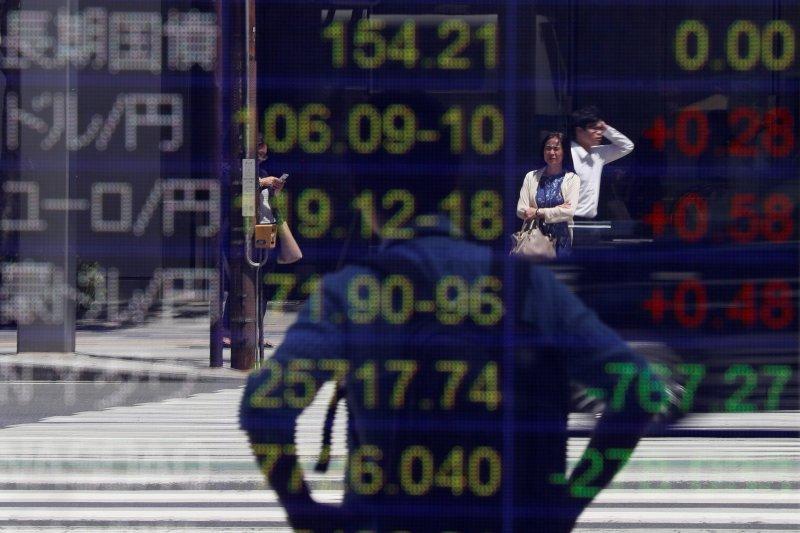 Saham Tokyo menguat didorong berkurangnya kekhawatiran resesi global