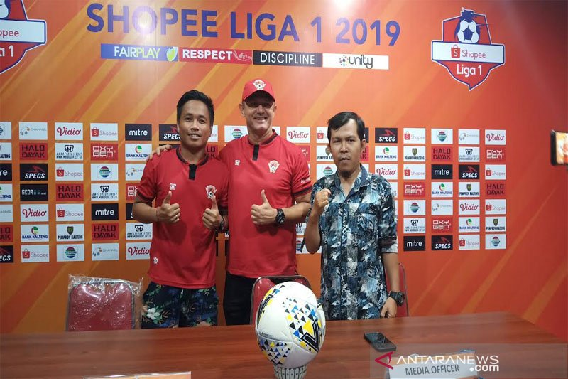 Kalteng Putra waspadai permainan tim Arema FC