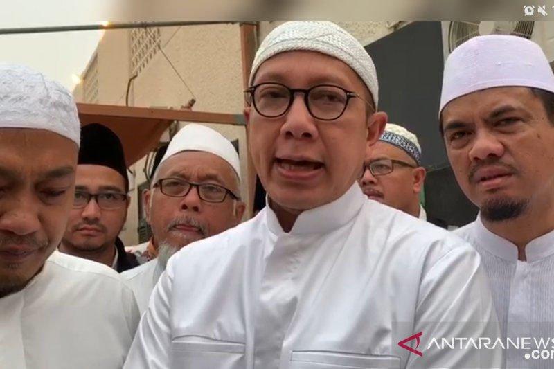 Jenazah Mbah Moen dimakamkan di Mekkah