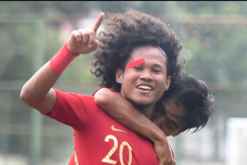 Bagus Kahfi targetkan masuk skuat timnas U-20 untuk Piala Dunia 2021