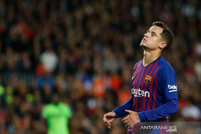 Coutinho menolak dipinjamkan ke Tottenham