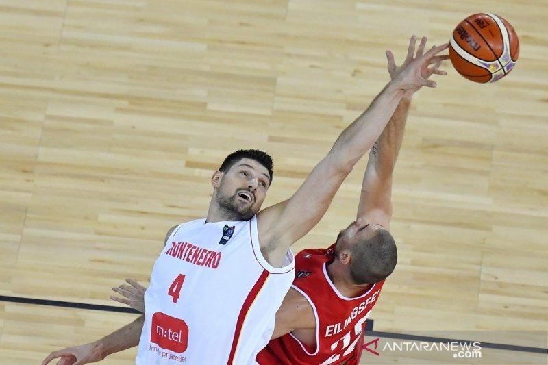 Pebasket Vucevic siap buat kejutan bersama Montenegro