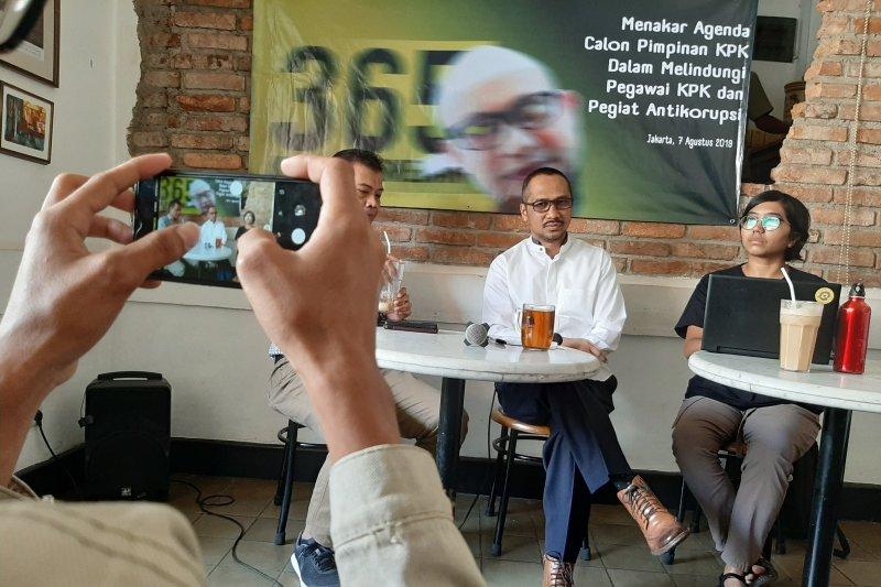 Samad: Isu radikalisme di KPK untuk hilangkan kepercayaan rakyat