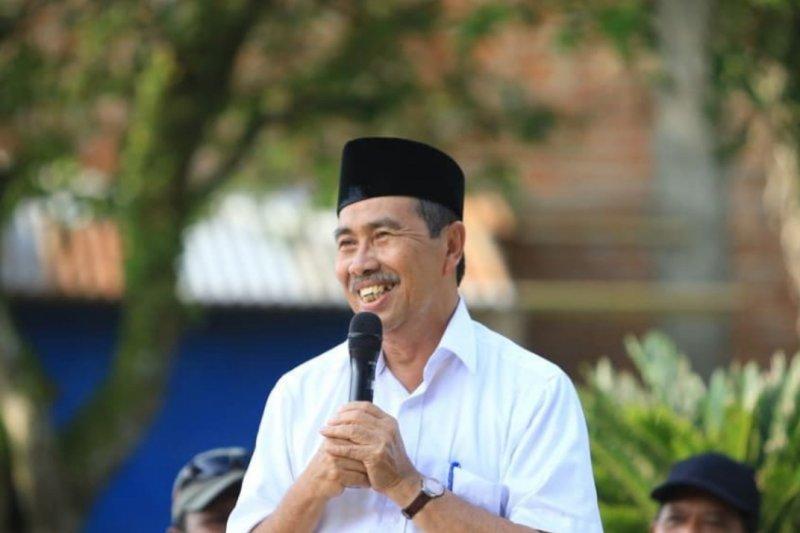 Gubernur Riau lepas 30 peserta SMN ke Yogyakarta