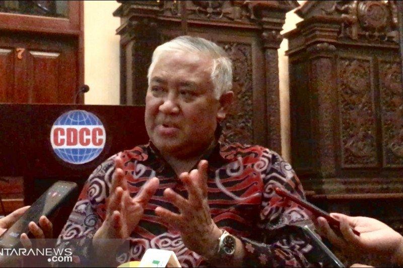 Din Syamsuddin: Agama harus jadi pemecah masalah kebangsaan
