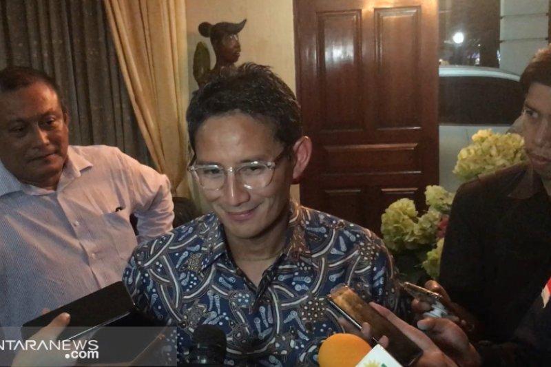 Wakili Prabowo, Sandiaga hadiri Sidang Tahunan MPR