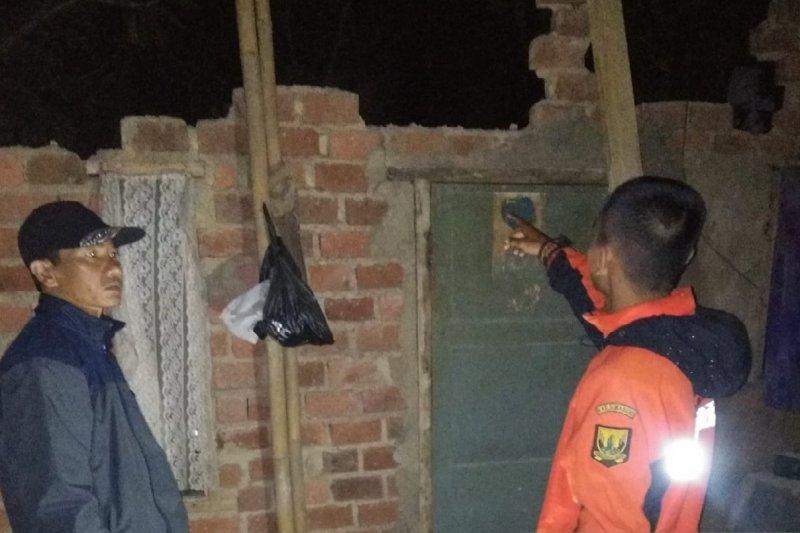 Di Sukabumi tercatat dua warga meninggal dan 163 bangunan rusak akibat gempa Banten