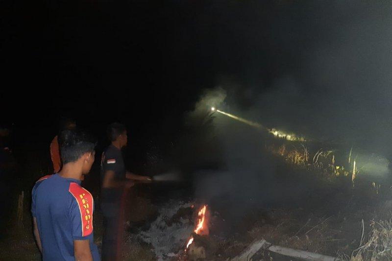 Polres Siak tangkap seorang pembakar lahan