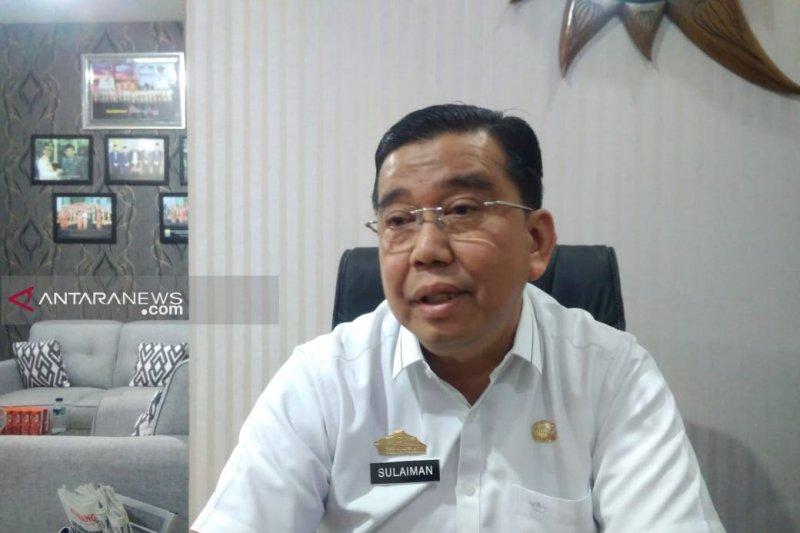 Target pemasangan alat monitor pajak Pemkot Palembang meleset