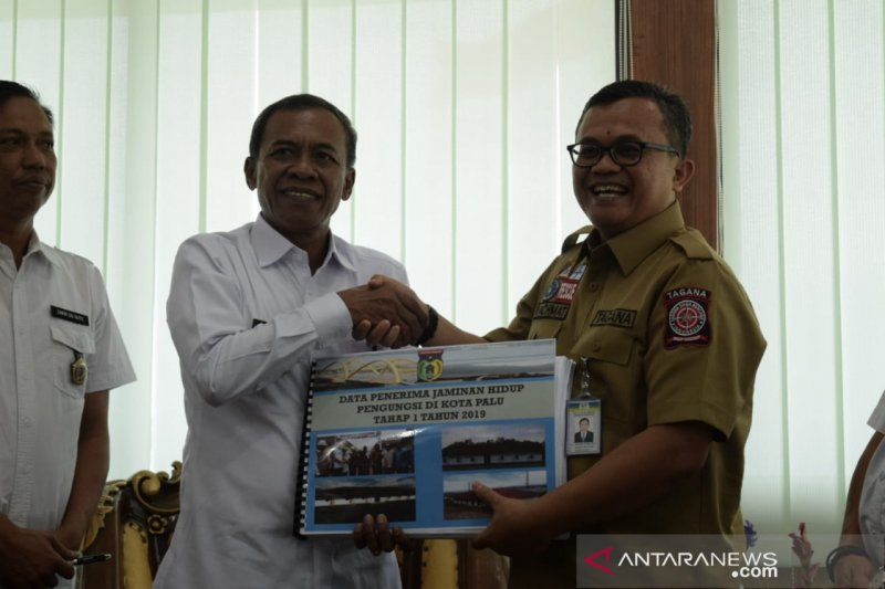 Wali Kota Palu minta bantuan jadup Kemensos tidak disalurkan bertahap