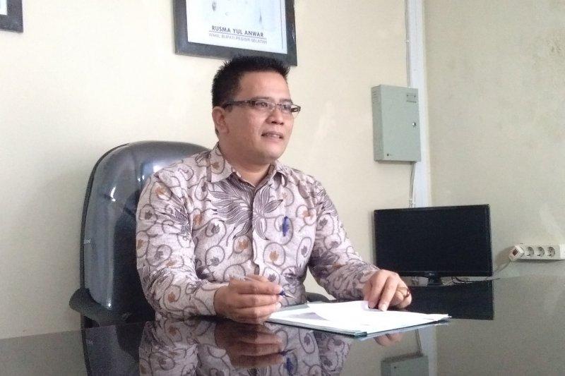 PDAM Tirta Langkisau sediakan air bersih untuk kawasan wisata Mandeh