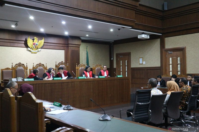 Kasatker PUPR divonis 6 tahun penjara