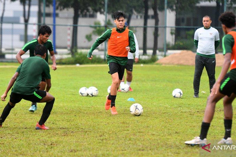 Timnas U-18 keluhkan fasilitas Stadion Binh Duong 2 di bawah standar