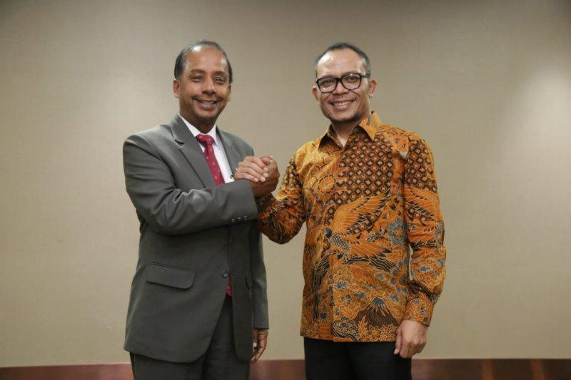 Menaker bahas kerja sama pelatihan vokasi dengan Malaysia