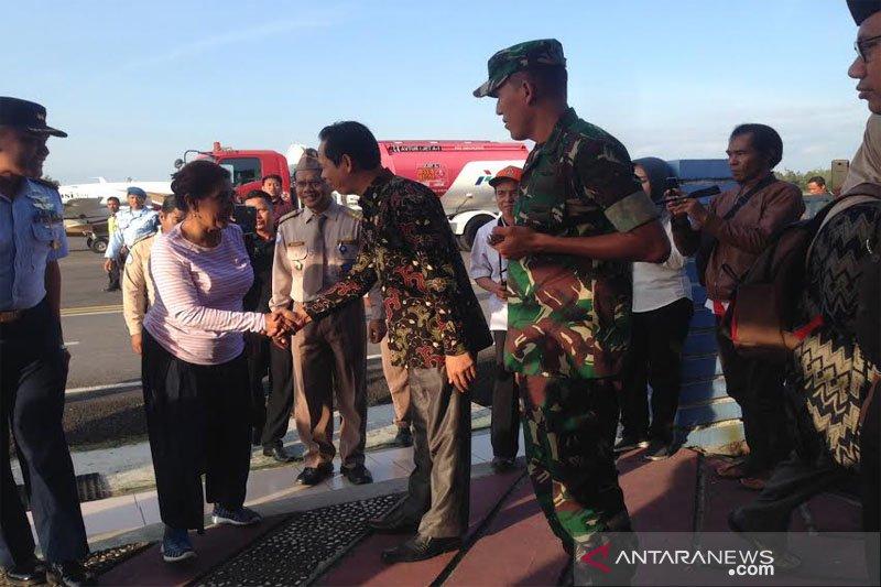Menteri Susi minta pemkab dan nelayan Kobar pertahankan sumber potensi kelautan