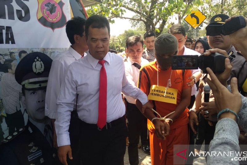Polisi: Alumni IPB beberapa kali disiksa sebelum dibunuh