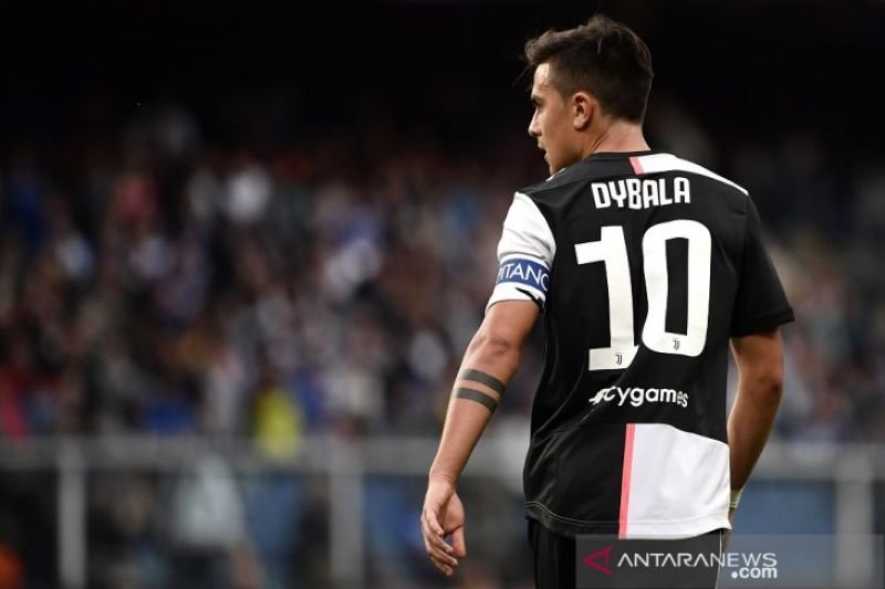 Juventus jual Dybala amankan Mauro Icardi