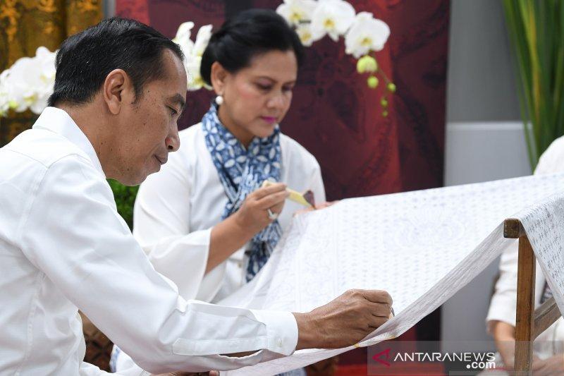 Ibu Negara promosi kesehatan dan pelestarian lingkungan di Batam