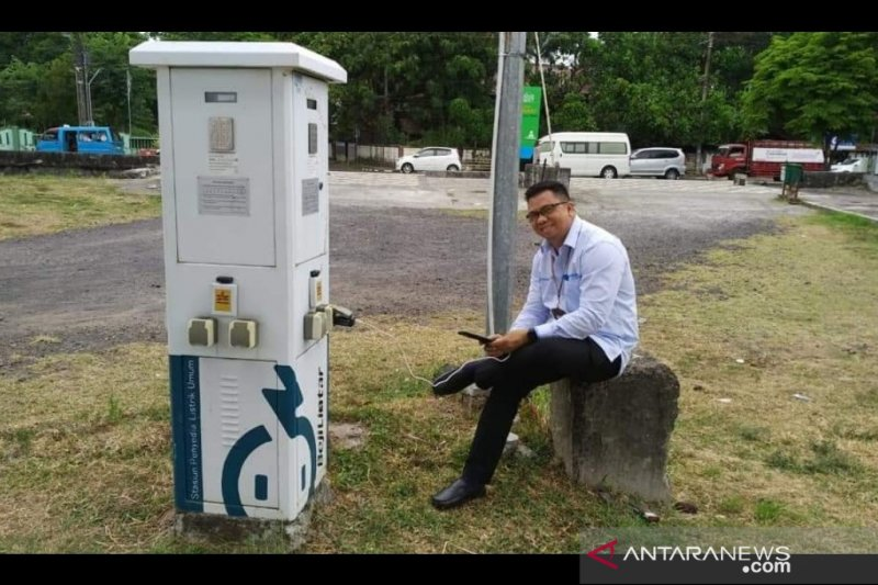 PLN sediakan stasiun pengisian listrik umum di Manado