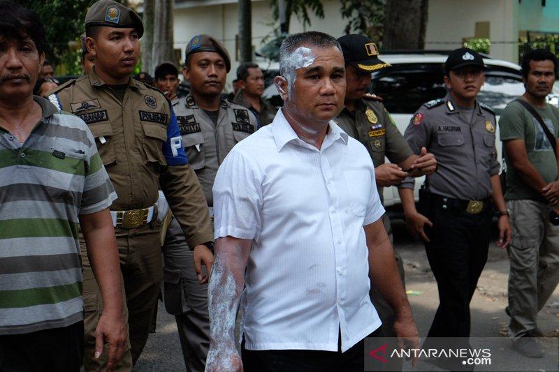 Tertibkan PKL, petugas Satpol PP dapat perlakuan kasar