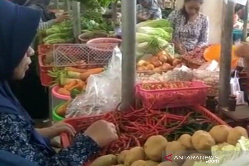 Harga cabai rawit merah di Purwokerto tembus Rp87.000/kg