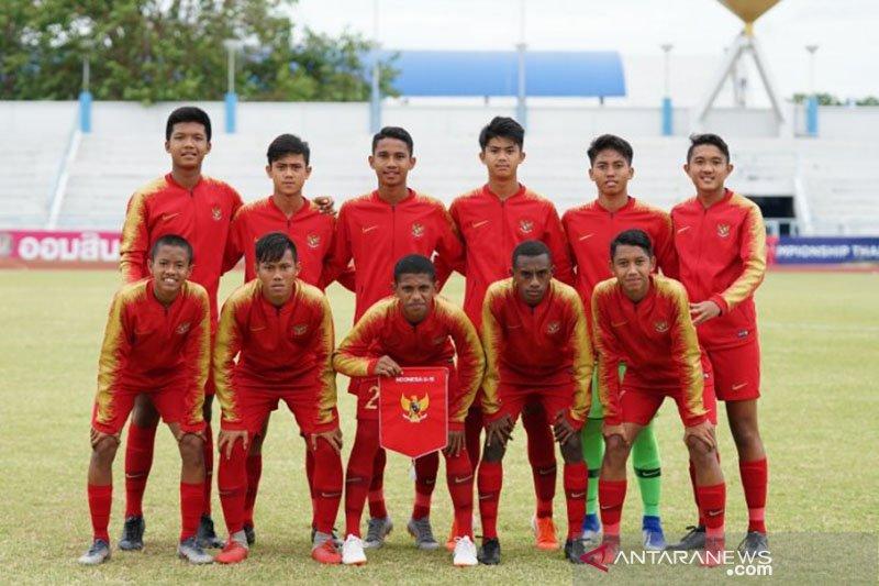 Indonesia peringkat ketiga Piala AFF U-15 setelah taklukkan Vietnam 3-2
