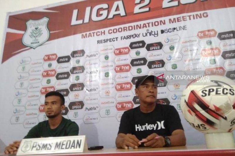 Laga Liga 2, PSMS tak mau anggap enteng PSGC Ciamis