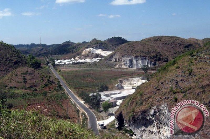 Pemda DIY berharap promosi Geopark Gunung Sewu dioptimalkan