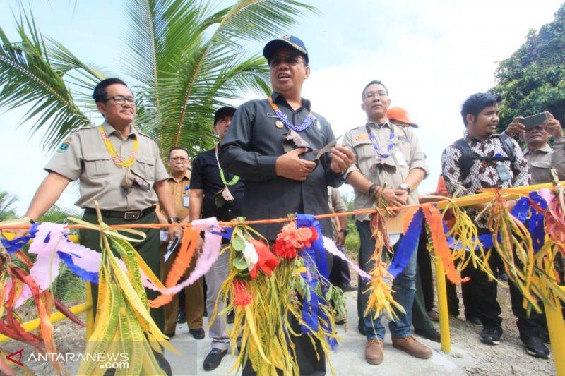 Wabup Mentawai minta jaga aset kebencanaan