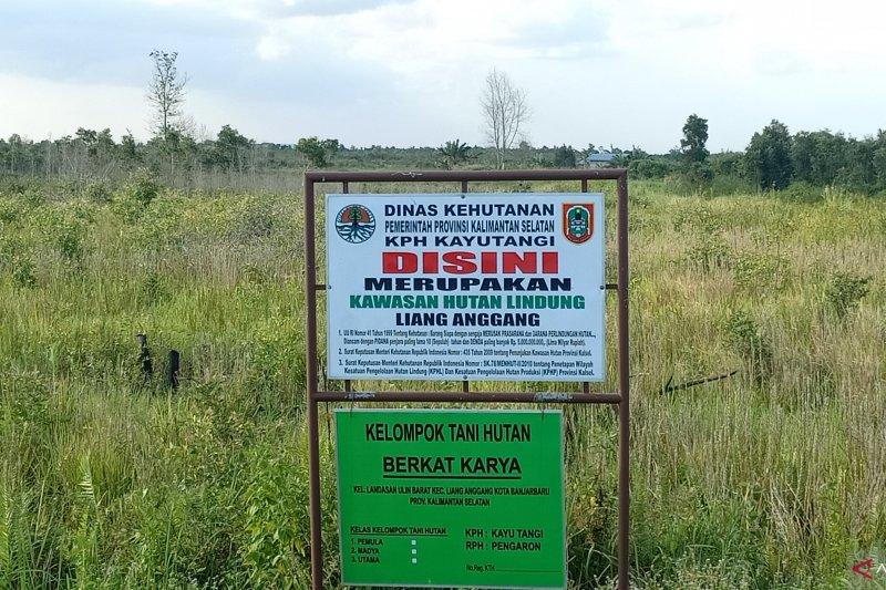 Tanpa membakar, sampah hasil pembersihan lahan bisa dijadikan kompos